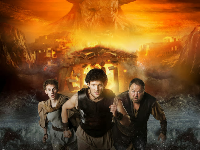 Atlantis BBC1 TV