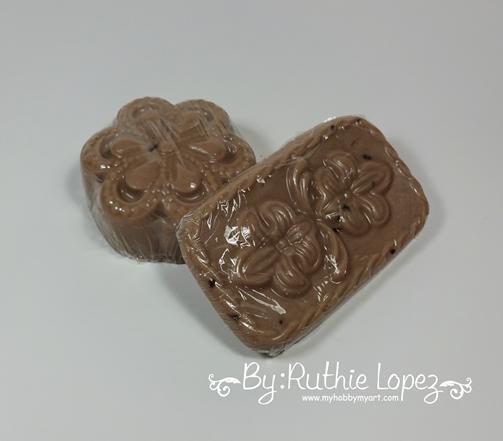 Jabones de chocolate - Ruthie Lopez