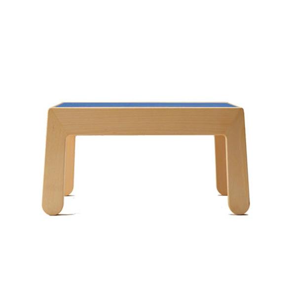 キッズ家具のTOCCATUTTO【PANCA】:ブルー