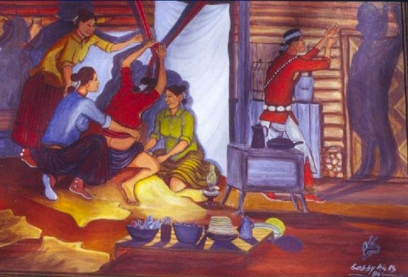 Native American (Navajo) Traditions – Childbirth