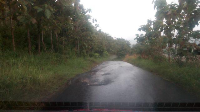 Jalan Raya Kayen Beketel Rusak Parah