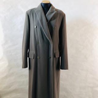 *SALE* Calvin Klein Cashmere Overcoat