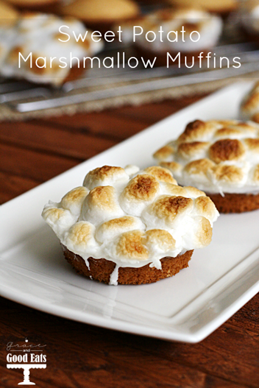 Sweet-Potato-Marshmallow-Muffins