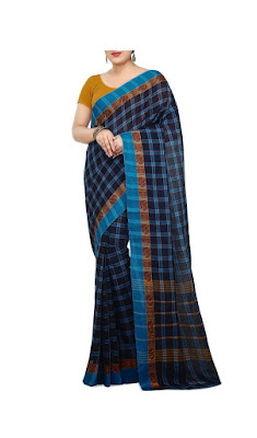 cotton saree for office wear in hindi