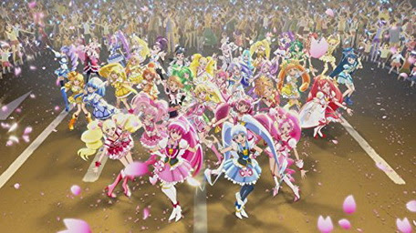 [MUSIC VIDEO] 映画プリキュアシリーズ オープニング&エンディングムービーコレクション (DVDISO)