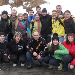 Zimní tábor 2012 - pátek rozloučení