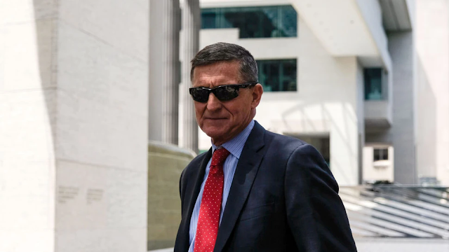 Trump Apparently Considering Pardon For Michael Flynn: Report