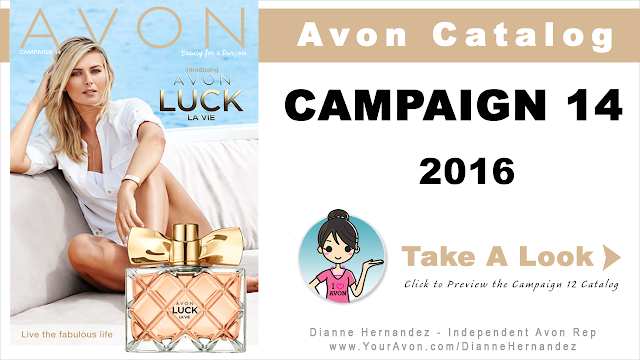 Preview the Upcoming Avon Campaign 14 Catalog here ( available May 25, 2016)