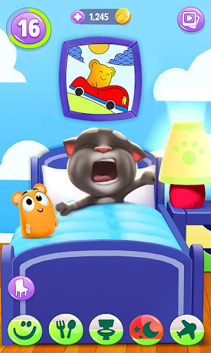 My Talking Tom 2 apkmr screenshots 4