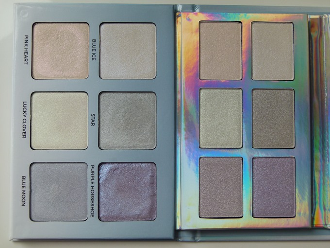ABH  Moon Child Glow Kit Dupe Rival de Loop young