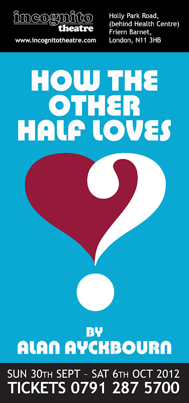 Flyer for How the Other Half Loves