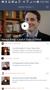 Mindworks Guided Meditation- screenshot thumbnail