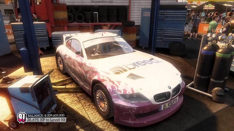 รายการรถกลุ่ม Rally ใน DiRT2 Bmw-01