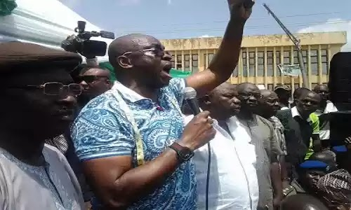 I Will Continue To Be A Thorn In Buhari's Flesh, He Can Withdraw My Police Guards – Fayose