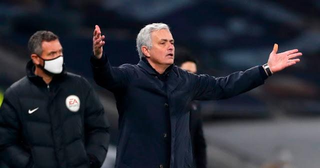 Strategi Mourinho hadapi Jadual Padat Hujung Tahun.