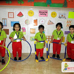 Show and Tell Activity (Nursery) 10-8-2017
