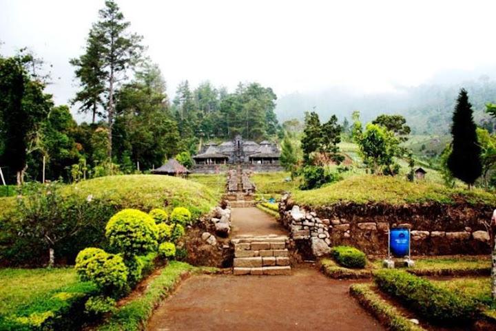 Gunung Kemukus, a montanha do sexo