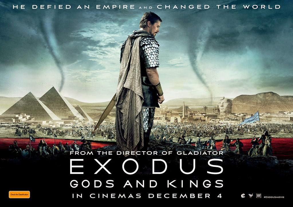 Η Έξοδος: Θεοί και Βασιλιάδες (Exodus: Gods and Kings) Wallpaper