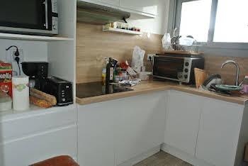 Appartement 2 pièces 53,28 m2
