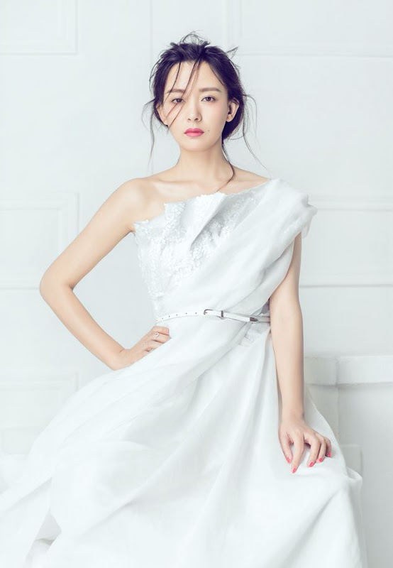 Jocelyn Zhou Qiqi China Actor