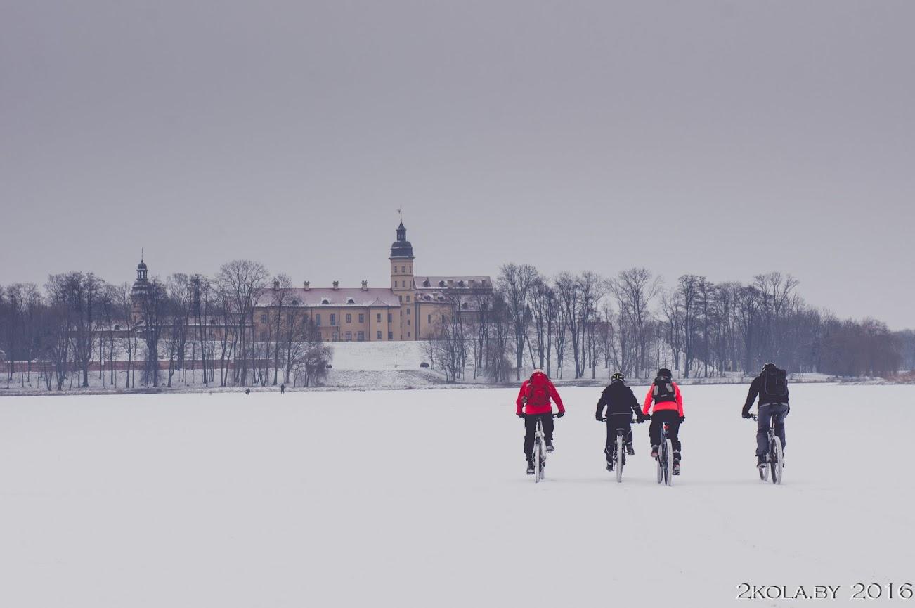 DSC08247 - Зимняя покатушка к резиденции Радзивиллов (Снов-Несвиж-Городея)