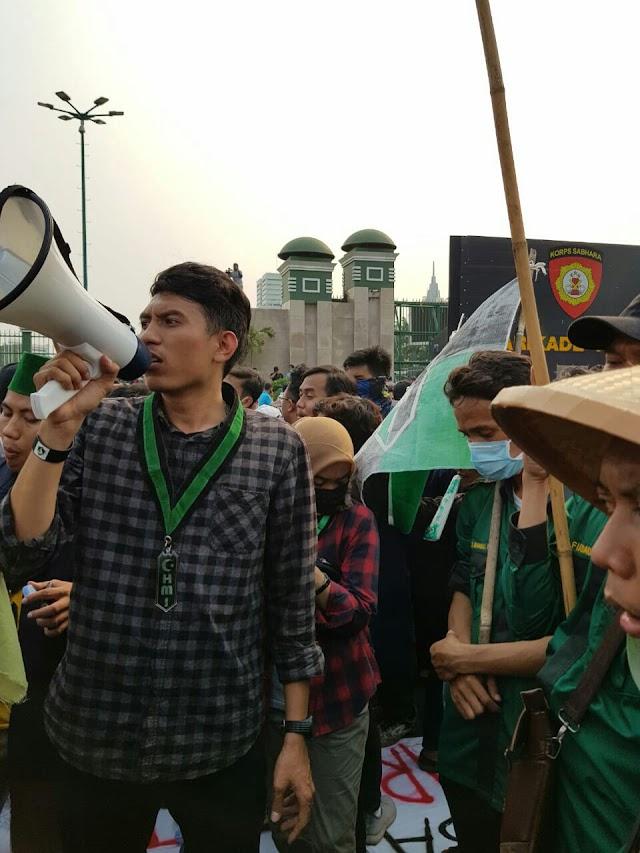 Pemerintah Tak Tegas Soal Natuna, Willy Shadly (Pengurus Balitbang PB HMI): Mahasiswa harus ambil sikap