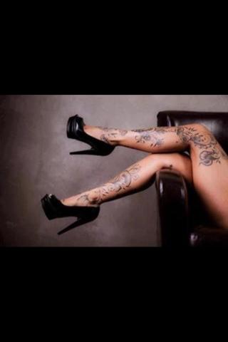 Une paire de jambe sexy magnifique