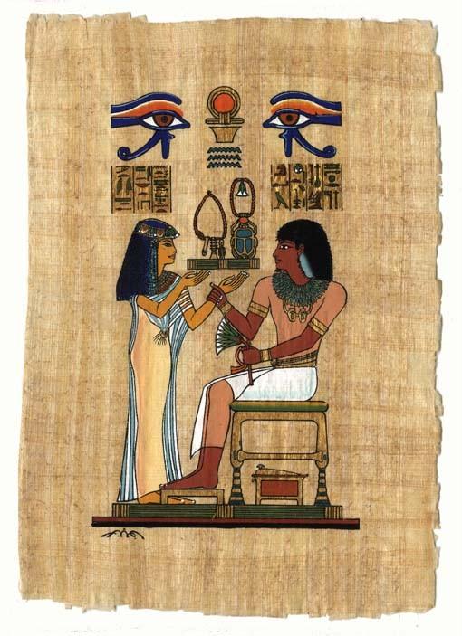 Egyptian Family, Gods And Goddesses 1