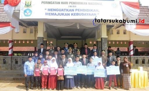 Hardiknas 2019, Marwan Hamami Terkesan Sistem Gerak Hidrolik Karya Anak Kelas 5 SD