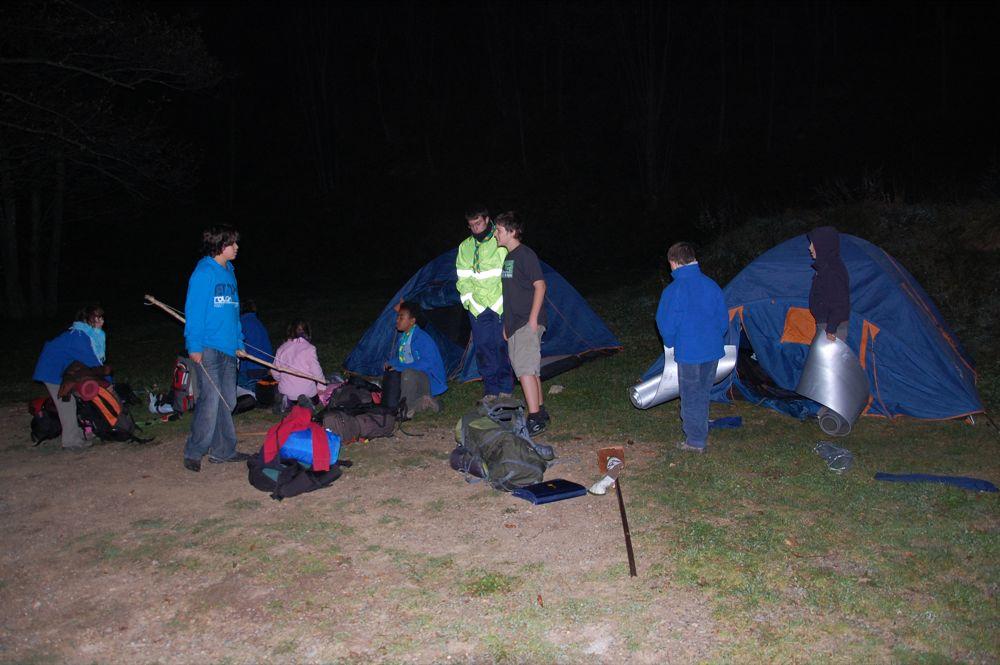 Sortida Castors i Llops a la Roca del Secut 2010 - DSC_0714.JPG