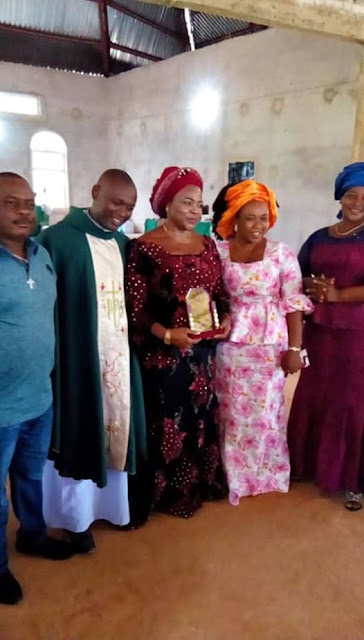 Princess Nikky Ugochukwu Bags Fresh Award