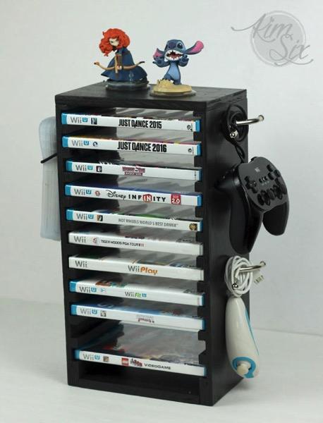Wii Organizer
