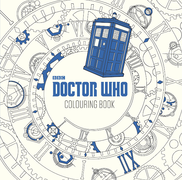 Dr Who The Colouring Book Doctor Who Bbc James Newman Gray Jan  Smith Lee Teng Chew  Amazon Books