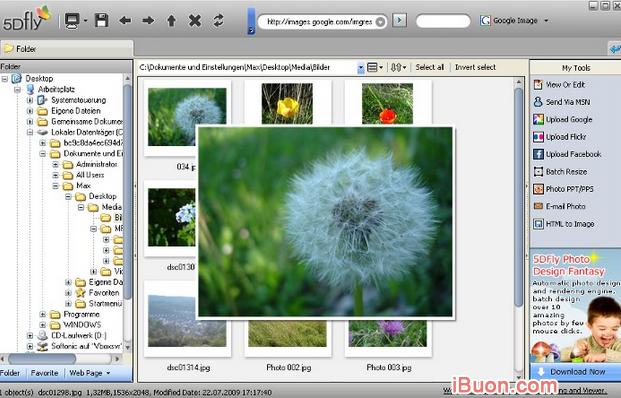 Tải Fly Free Photo Editing Viewer - Chỉnh sửa ảnh chuyên nghiệp trên Windows + Hình 3
