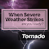 Severe Weather Prep Series Part 1: Tornado