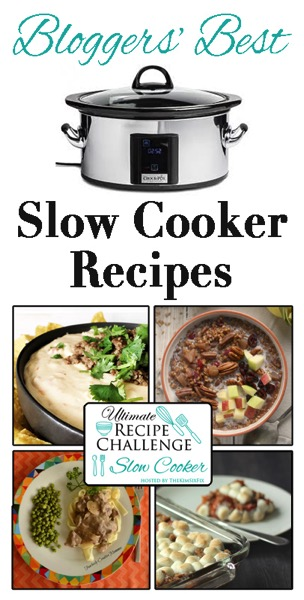 URC slow cooker collage