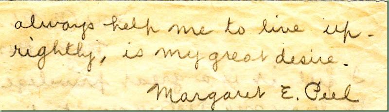 Peel, Mary Margeret Ericksen 2