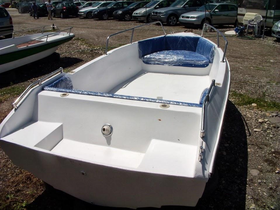 Лодки Second-hand Нов Внос DVCI9038