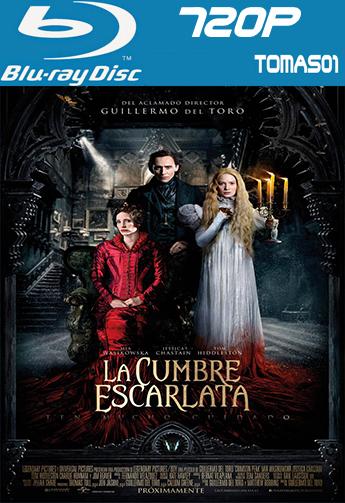 La cumbre escarlata (Crimson Peak) (2015) BRRip 720p