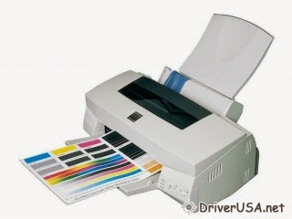 download Epson Stylus Photo 750 Ink Jet printer's driver