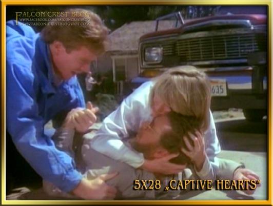 5x28 Captive Hearts #126