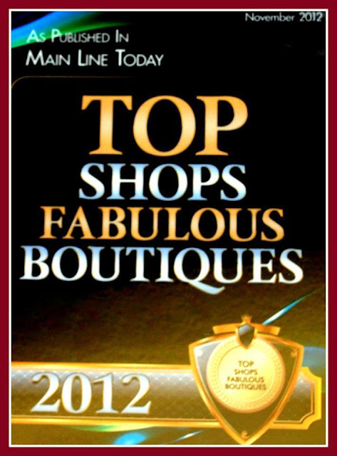 """Best Home Boutique"" 2012 :: Main Line Today"