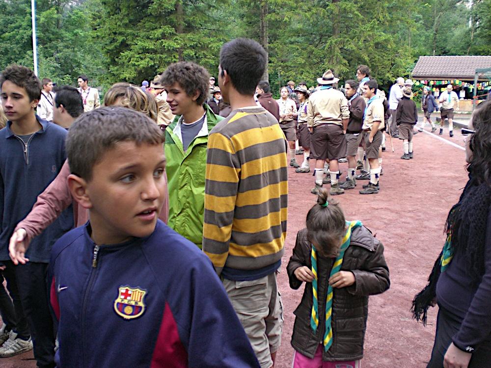 Campaments a Suïssa (Kandersteg) 2009 - CIMG4565.JPG