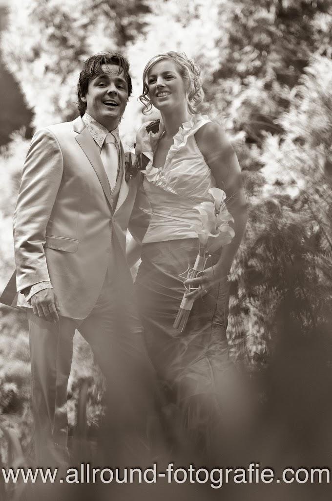 Bruidsreportage (Trouwfotograaf) - Foto van bruidspaar - 077