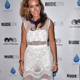OIC - ENTSIMAGES.COM - Ampika Pickston at the NUDESTIX - launch party celebrating the launch of a new lip line from the cosmetic brand  in London  2nd June  2016 Photo Mobis Photos/OIC 0203 174 1069