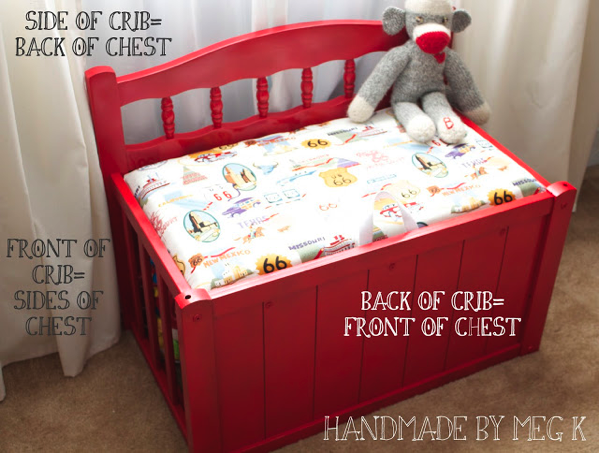 toy chest from crib