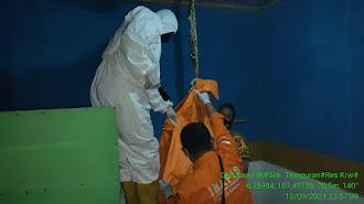 Ternyata Dua Mayat di Dalam Kamar Rumah Makan di Cibendo Tempuran Adalah Sepasang Kekasih