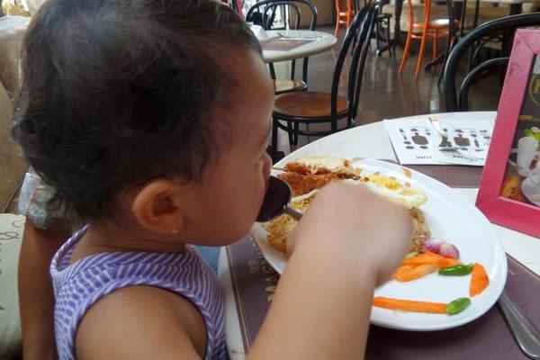 Nasi Goreng Magnum Cafe