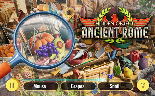 Ancient Rome Hidden Objects u2013 Roman Empire Mystery 3.01 screenshots 1