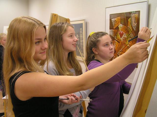 Kunstiosakonda  sisseastunud laste pühitsemine 2015 - PB080054.JPG